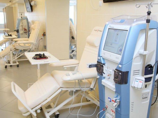 ВСтерлитамаке новый центр гемодиализа начал принимать пациентов
