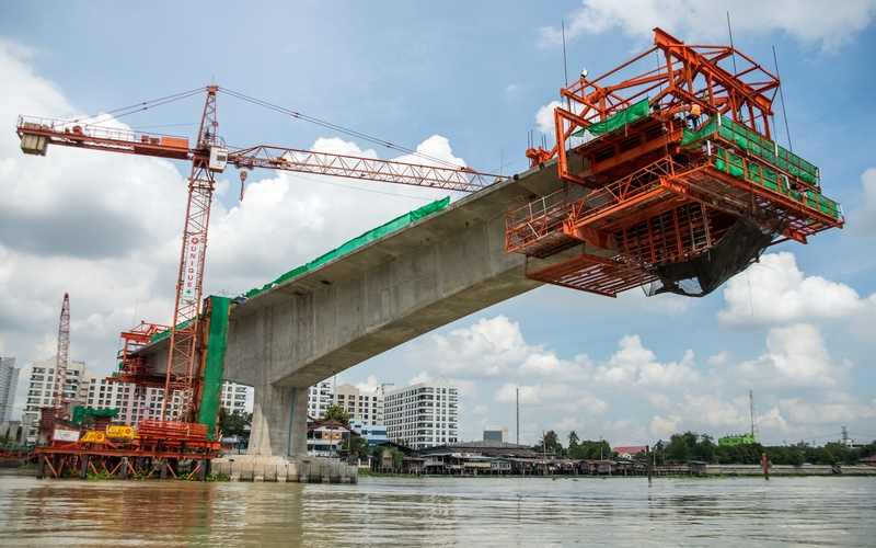 Стоимость четвертого моста вНовосибирске определит экспертиза